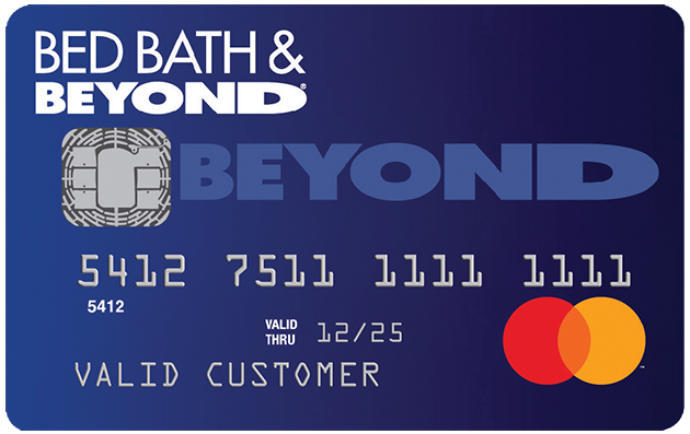 Bed Bath & Beyond® Mastercard® image
