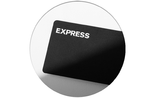 EXPRESS NEXT Credit Card image