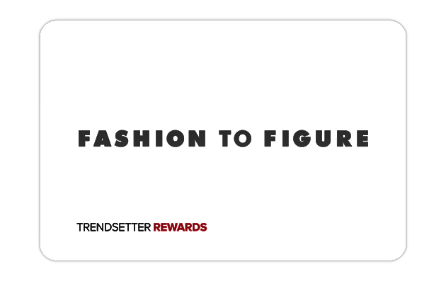 TRENDSETTER REWARDS Credit Card image