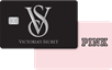 Victoria's Secret logo card